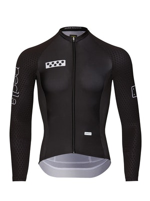 Pedla BOLD / LunaHEX L/S Jersey - Black