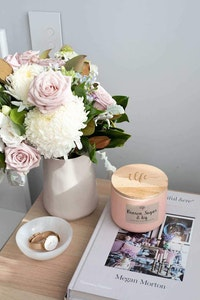 Brown Sugar and Fig Canister Candle