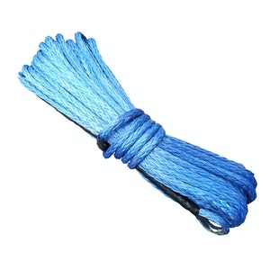 Synthetic Winch Rope   30m X 12mm (Blue)