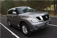 New Nissan V8 Patrol delivers 500Nm from 2500rpm