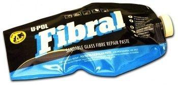 Fibral Fibreglass Filler Bag 600ml
