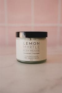 Lemon Myrtle Whipped Body Mousse