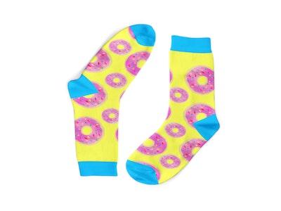 Delicious Donuts Socks