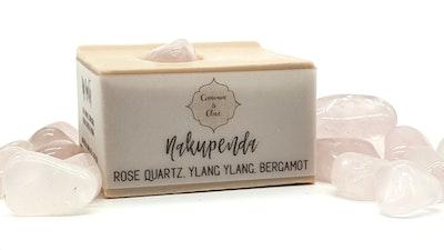 Handmade Natural Crystal Soap Bar - Nakupenda