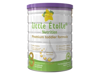 Max Biocare Little Etoile Nutrition - Premium Toddler Formula - 800g