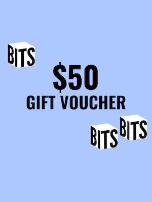 BITS Gift Card   $50
