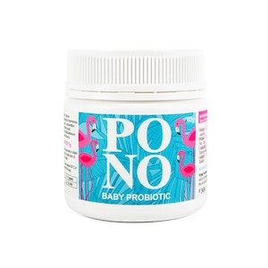 PONO Broad Spectrum Baby Probiotic
