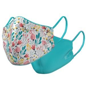 The Floral Days - Reversible Face Mask