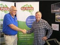 New Kui Parks membership booms ahead to 53 as GSA joins sunny Wodonga Caravan and Camping crowd