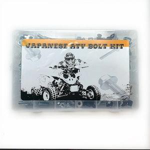 Large 260PC Japanese ATV's Bolt Kit