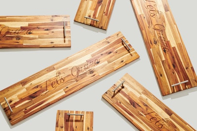 Asagai Gifts & Home Decor Large Grazing/Charcuterie Board  (1200mm x 300mm)