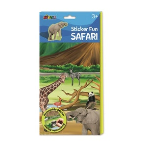 Avenir - Sticker Fun - Safari