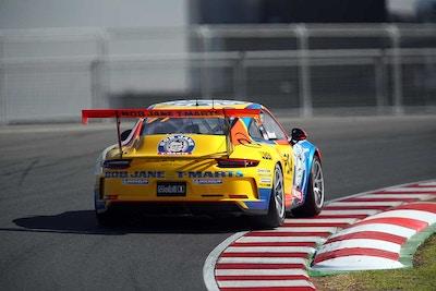 2021 Porsche Carrera Cup 2021 - Rd 2 Tailem Bend SA