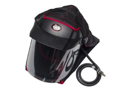 DeVilbiss Pro 650 Airhood Helmet