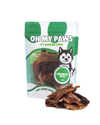 Oh My Paws Queenfish Bites