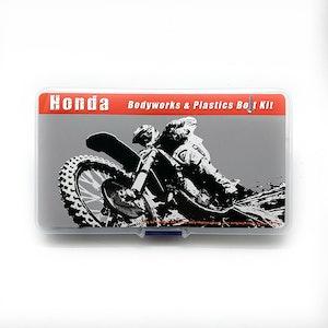 45PC Honda CRFR/CRFX Body & Plastics Bolt Kit