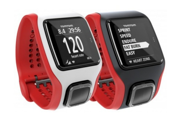 Tom Tom Multi Sport Cardio Watch 2