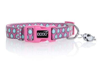 Doog Neoprene Dog Collar - Luna