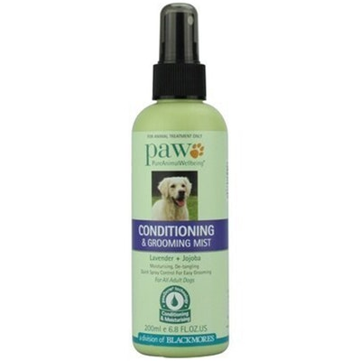 Paw Lavender Dogs Conditioning & Grooming Mist 200ml
