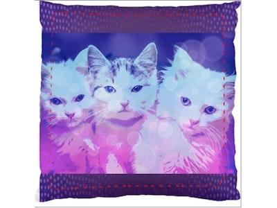 Paw & Petal Designs 3 Kittens