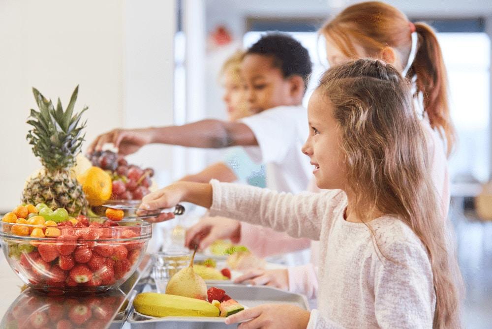 Bärenstarkes Essen für deinen Kindergeburtstag