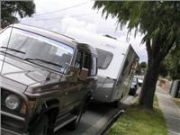 Hymer's Nova is not caravan camping its all home comforts