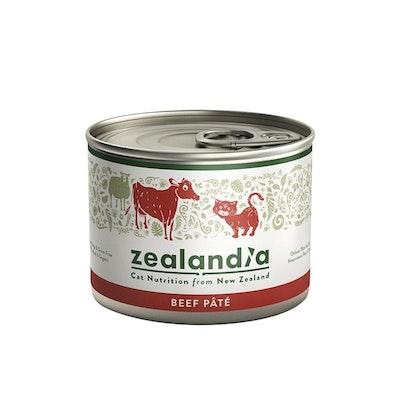 ZEALANDIA Beef Pate Cat Wet Food 185g