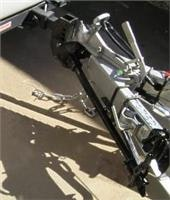 Hayman Reese hitch fitted with dual cam sway controller