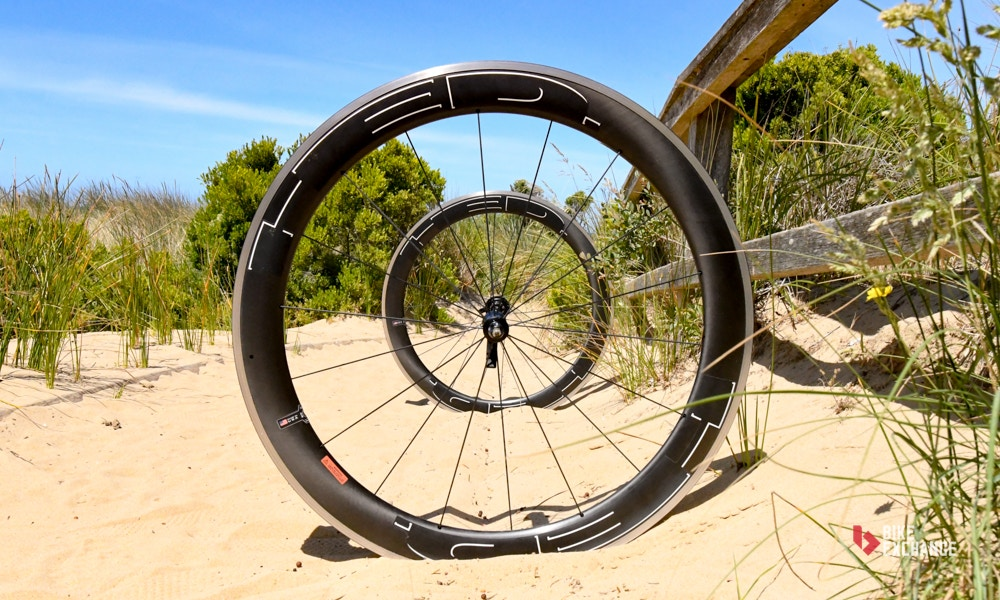 2018 HED Jet 6 Plus Carbon Clincher Wheelset Review