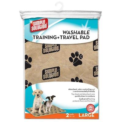 Simple Solution Washable Travel & Training Pad