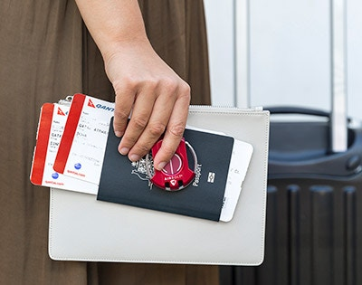 5 security tips to know when travelling abroad
