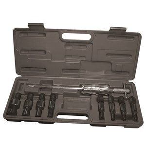Split Collet Slide Hammer Extractor Set - 9 Pc Toledo