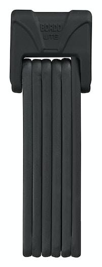 ABUS LOCK BORDO LITE 6050 BLACK 85 , Chain Locks