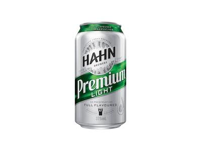 Hahn Premium Light Can 375mL