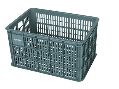 Basil Bicycle Crate Large 50L Seagrass