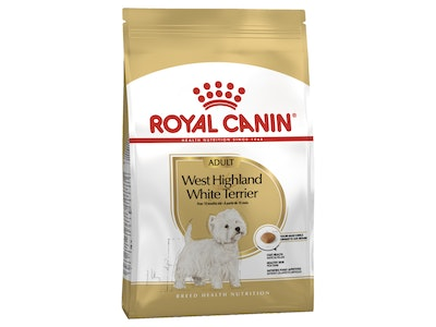 Royal Canin Breed Nutrition Dog West Highland White Terrier 3kg