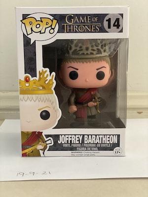 Joffrey Baratheon #14 - Game of Thrones
