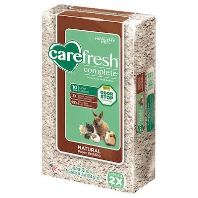 Carefresh Complete Natural Pet Bedding  14L (expanded)