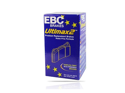 EBC ULTIMAX FRONT BRAKE PADS for Honda Accord Euro CL9 2.4L 140Kw 2002-5/2008