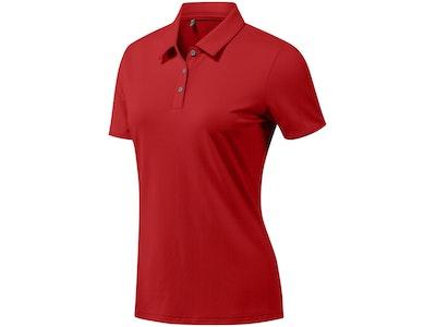 Adidas Tournament SS Polo - Women's Collegiate Red