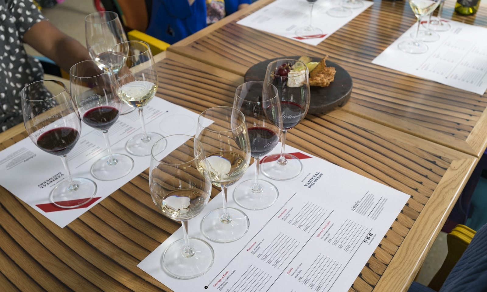 Winery Experience; d'Arenberg