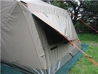 OzTent awnings and tent windows