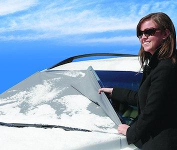 Frost Blocker Windscreen Protector