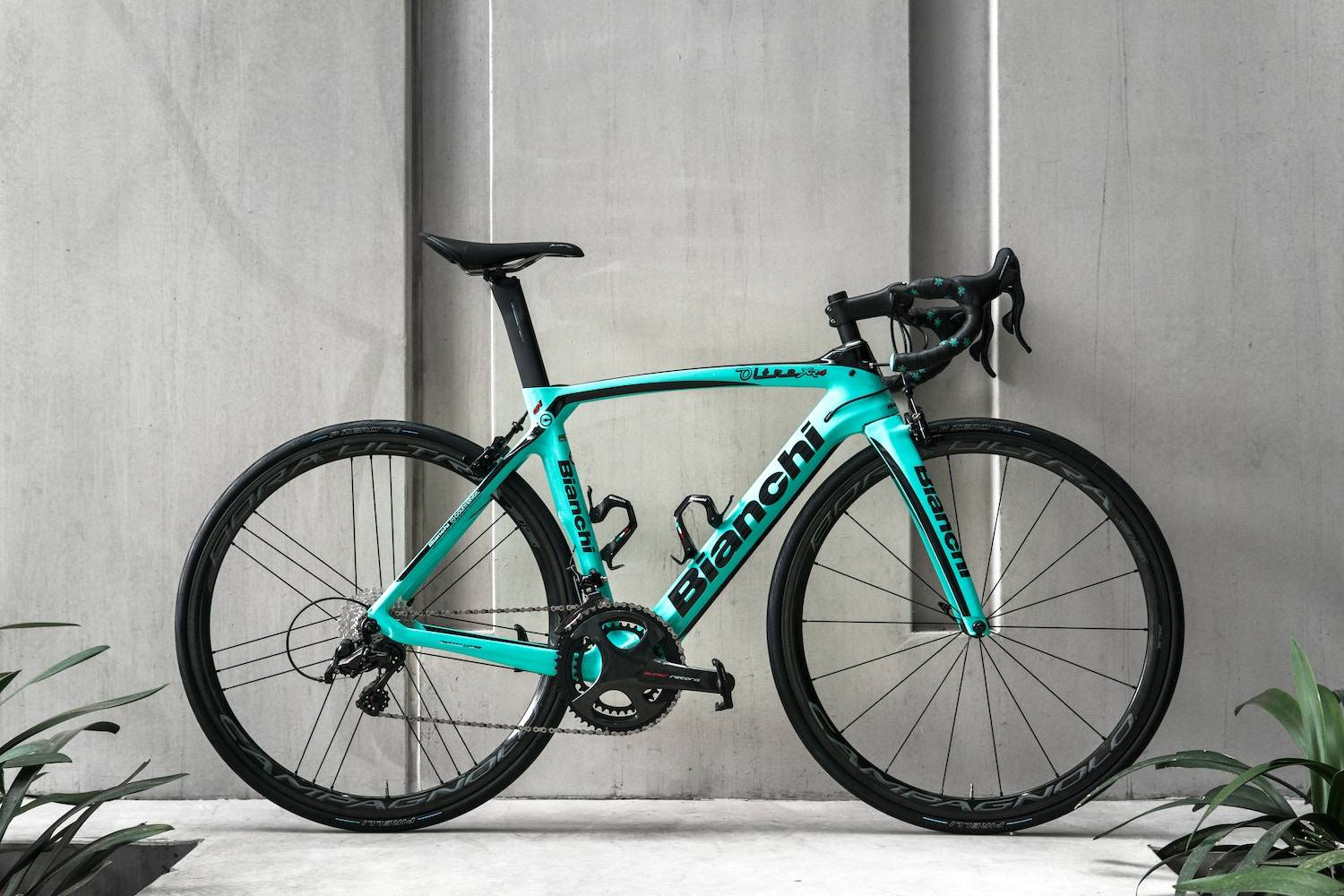 Bianchi Oltre XR4 Campagnolo Custom Build Docklands Cycles