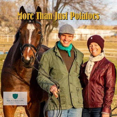 Rocky Hollow Sport Horses: More Than Just Potatoes