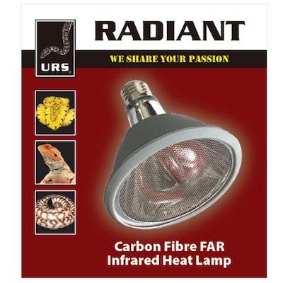 URS Carbon Fibre FAR Radiant Infared Heat Lamp - 3 Sizes