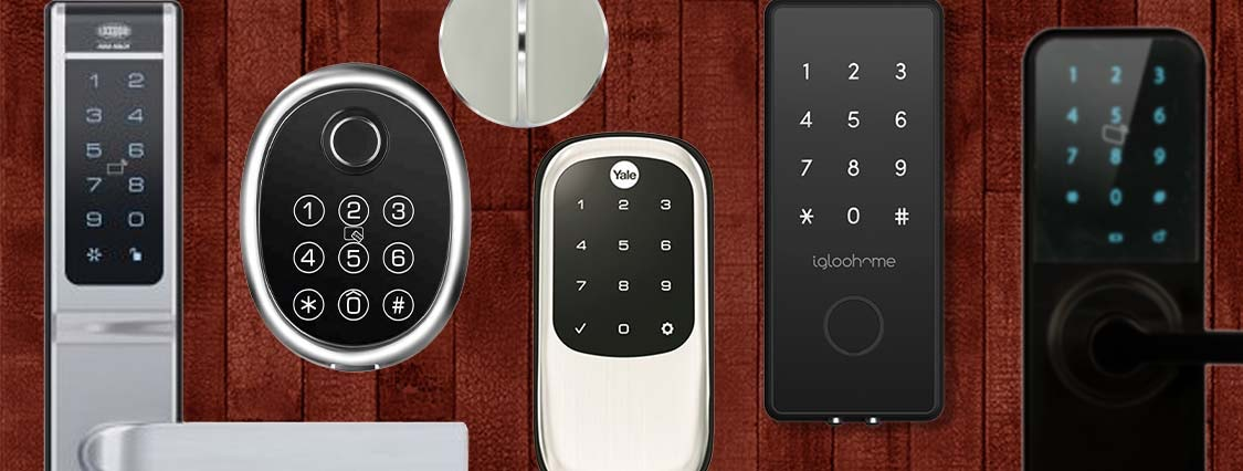Securing your home with a smart lock
