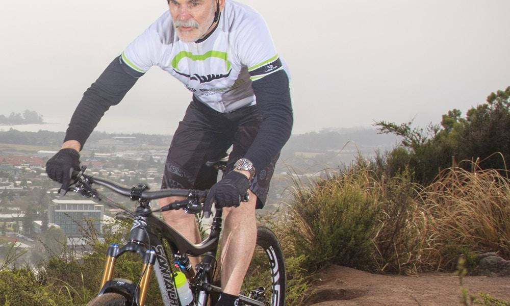 The (Dep) Mayoral Mountain Biker