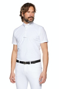 Ego7 Men's Short Sleeve Competition Polo