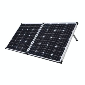 Powercon 160w Mono Crystalline Folding Solar Panel 10a PWM Controller